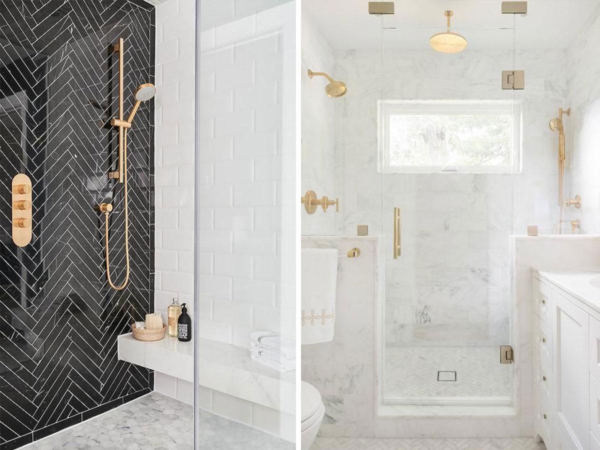 골드 포인트 욕실