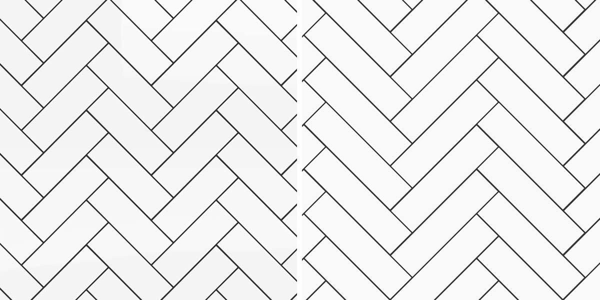 헤링본 패턴
