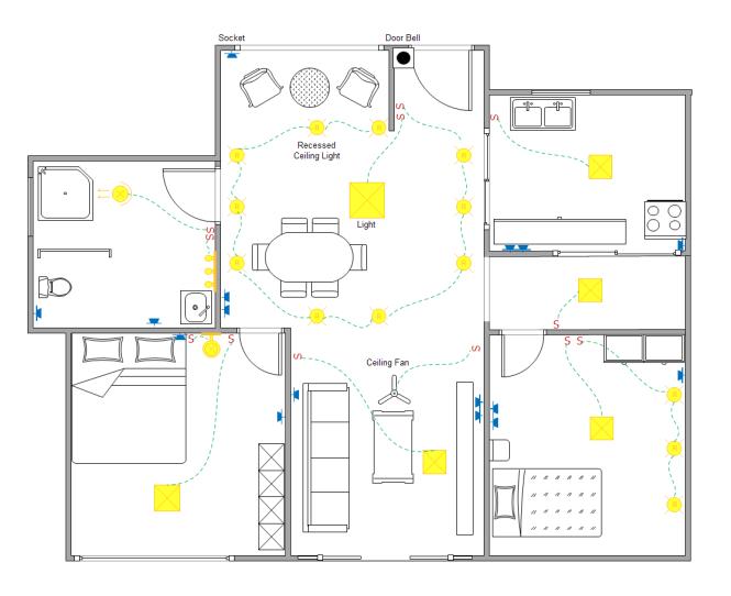 home-wiring-plan